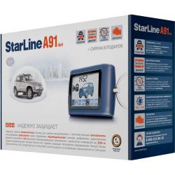 Фото Автосигнализация StarLine A91 Dialog (4x4)