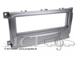 Фото Рамка переходная ACV 281114-17 Ford Mondeo/ Focus/ C-MAX/ S-MAX/ Galaxy(silver)