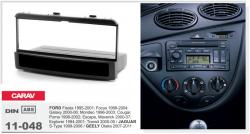 Фото Рамка переходная Carav 11-048 Ford Fiesta 95-01/Focus 98-04/Galaxy 2 1DIN