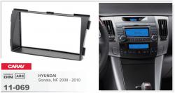 Фото Рамка переходная Carav 11-069 Hyundai Sonata NF 2009->