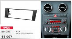 Фото Рамка переходная Carav 11-007 Audi A3 03-08 1DIN