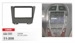Фото Рамка переходная Carav 11-208 Lexus ES 350 2DIN