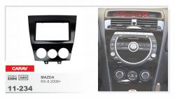 Фото Рамка переходная Carav 11-234 Mazda RX-8 08-11 2DIN