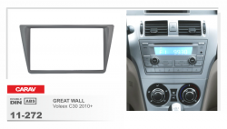 Фото Рамка переходная Carav 11-272 Great Wall Voleex C30 2010+ 2DIN