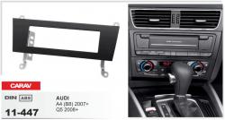 Фото Рамка переходная Carav 11-447 Audi A4/Q5 2DIN
