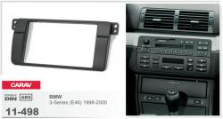 Фото Рамка переходная Carav 11-498 BMW 3 E46 1998-2005