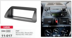 Фото Рамка переходная Carav 11-017 Fiat Bravo/Brava/Marea 1995-2001 1DIN