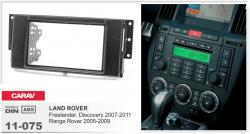 Фото Рамка переходная Carav 11-075 Land Rover Freelander/Discovery/Range Rover 2DIN