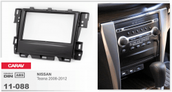 Фото Рамка переходная Carav 11-088 Nissan Teana 08-12 2DIN