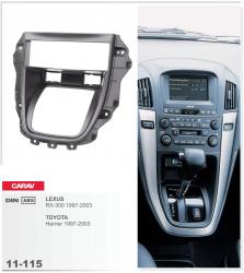 Фото Рамка переходная Carav 11-115 Lexus RX -300 1DIN