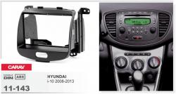 Фото Рамка переходная Carav 11-143 Hyundai i10 2008-> 2DIN