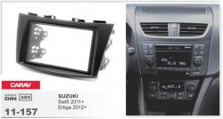 Фото Рамка переходная Carav 11-157 Suzuki Swift 2011-> 2DIN