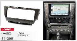 Фото Рамка переходная Carav 11-209 Lexus IS 06-12 1DIN