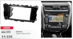 Фото Рамка переходная Carav 11-335 Nissan Teana, Altima 12+ 2DIN