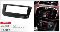 Фото Рамка переходная Carav 11-375 Fiat Punto 2009+ 1DIN