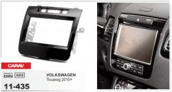 Фото Рамка переходная Carav 11-435 VW Toureg 10+ 2DIN