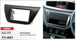 Фото Рамка переходная Carav 11-441 Mitsubishi Lancer IX 2 DIN