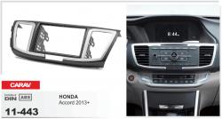 Фото Рамка переходная Carav 11-443 Honda Accord 2013+ 2DIN