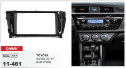 Фото Рамка переходная Carav 11-461 Toyota Corolla 2013+