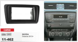 Фото Рамка переходная Carav 11-462 Skoda Octavia (13+) 2DIN