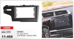Фото Рамка переходная Carav 11-468 Honda Jazz/Fit 2013+ 2DIN
