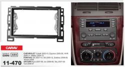 Фото Рамка переходная Carav 11-470 Chevrolet Equinox/HHR/Malibu/Cobalt