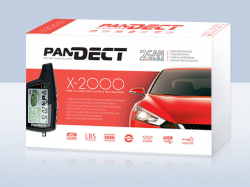 Фото Автосигнализация Pandect X-2000