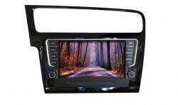Фото Автомагнитола штатная RoadRover VW Golf 7 (Android)