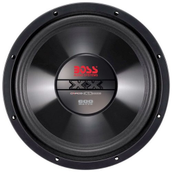 Фото Сабвуфер Boss Audio CX10 Chaos Exxtreme II