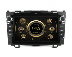 Фото Автомагнитола штатная EasyGo S312 (Honda CRV 2007-2011)