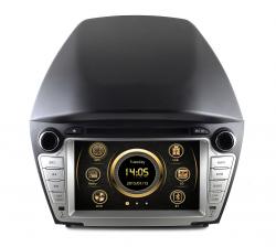 Фото Автомагнитола штатная EasyGo S320 (Hyundai ix35 2014)