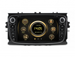 Фото Автомагнитола штатная EasyGo S321 (Ford Mondeo, Focus 2)