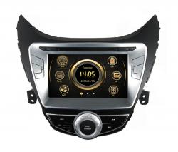 Фото Автомагнитола штатная EasyGo S322 (Hyundai Elantra 2011)