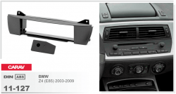 Фото Рамка переходная Carav 11-127 BMW Z4 (E85) 03-09