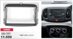 Фото Рамка переходная Carav 11-550 Fiat (500L) 2012+