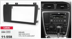 Фото Рамка переходная Carav 11-558 Volvo S60 2000-2009, V70, XC70 2000-2007