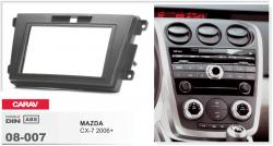 Фото Рамка переходная Carav 08-007 Mazda CX-7 2006+ 2DIN
