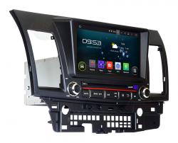 Фото Автомагнитола штатная Incar AHR-6186 Mitsubishi Lancer X (Android, w/o Rockford) 4.4.4