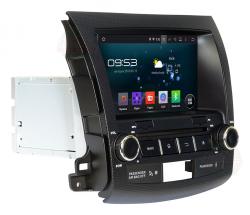 Фото Автомагнитола штатная Incar AHR-6181 Mitsubishi Outlander XL (Android 4.4.4)
