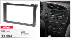 Фото Рамка переходная Carav 11-093 Saab (9-3) 2007+ 2DIN