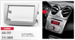 Фото Рамка переходная Carav 11-365 Alfa Romeo MiTo (955) 2008+ 2DIN