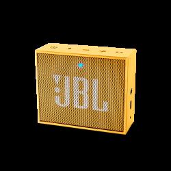 Фото Портативная колонка JBL Go Yellow (JBLGOYEL)
