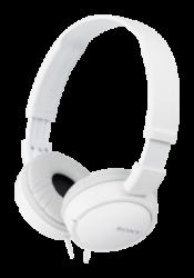 Фото Наушники Sony MDR-ZX110 White (MDRZX110W.AE)