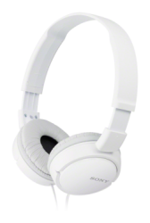 Фото Наушники Sony MDR-ZX110AP White (MDRZX110APW.CE7)