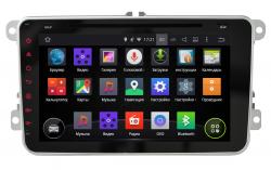 Фото Автомагнитола штатная Incar AHR-8683 VW Passat/Golf/Amarok/Multivan 10+ (Android 4.4.4) sensor key
