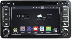 Фото Автомагнитола штатная Incar AHR-6187 Mitsubishi Outlander 2013+ (Android 4.4.4)
