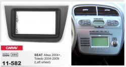 Фото Рамка переходная Carav 11-582 SEAT Altea 2004-2015, Toledo 2004-2009 Left wheel