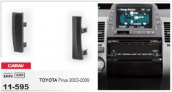 Фото Рамка переходная Carav 11-595 TOYOTA Prius 2003-2009 / боковые вставки