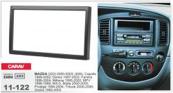 Фото Рамка переходная Carav 11-122 Mazda 323, Capella, MX-5, Xedos 2DIN