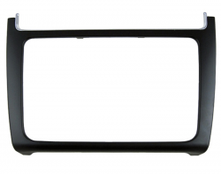 Фото Рамка переходная AWM 781-35-038 VW Polo 2014+ 2DIN black